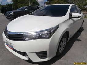 Toyota Corolla Xli 1.8 (gob) - Automatico