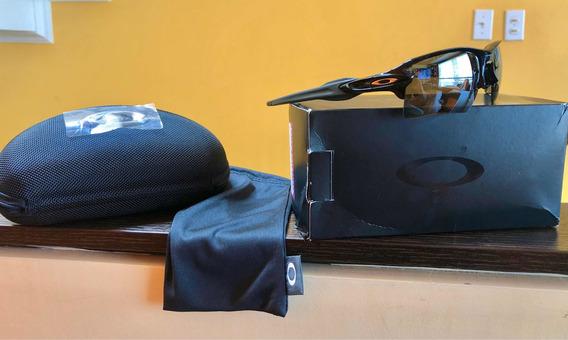 Gafas Oakley Flak Negras Polarizadas