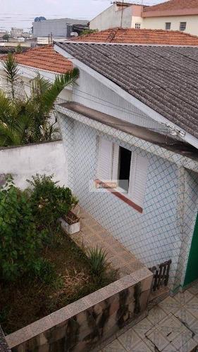 Casa Residencial À Venda, Jardim Das Nações, Diadema. - Ca0604