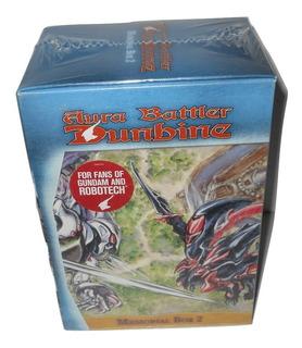 Aura Battler Dunbine Memorial Box 2 Dvd Volumen 7 + Nuevo ++