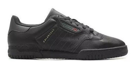 Tenis adidas Yeezy Powerphase Calabasas Core Black Original