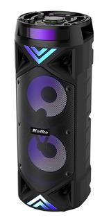 Parlante Doble Kolke Kpb336 6.5 Robot Micrófono Usb Sd