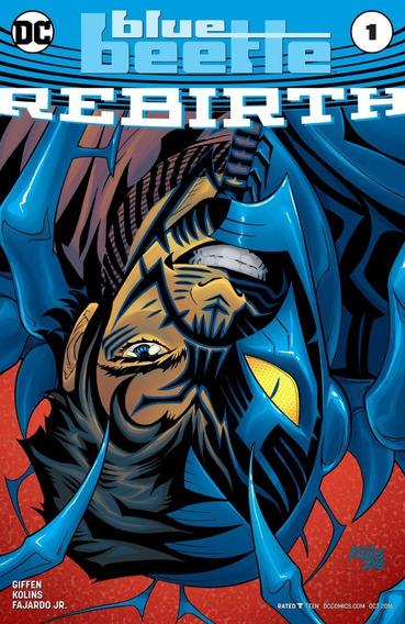 Blue Beetle Rebirth #1 (2016) Dc Comics