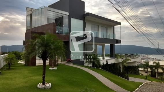 Maravilhosa Casa Alto Padrão Em Condomínio Fechado - Bombinhas - 4492