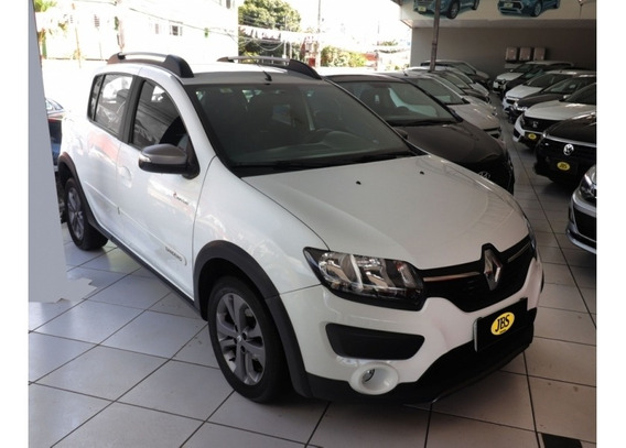 Sandero 1.6 Stepway 8v Flex 4p Manual 26560km