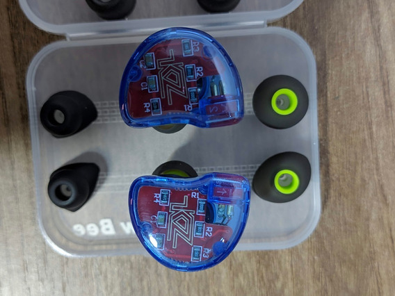 Kz Zs10 Com Cabo Bluetooth Aptx
