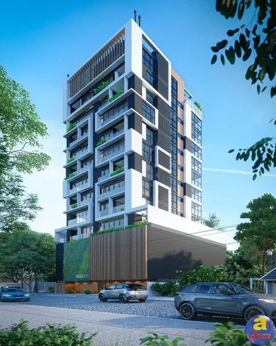 Imagem 1 de 14 de Apartamento 3 Suítes, 2 Vagas De Garagem No Centro Em Itapema/sc - Imobiliária África - Ap00422 - 69714818