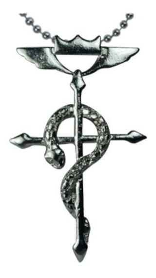 Full Metal Alchemist Fma Collar Dije Llavero Phonestrap