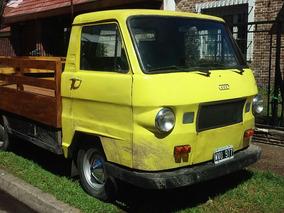 Pick Up Dkw Autounion 1968 No Es Rastrojero