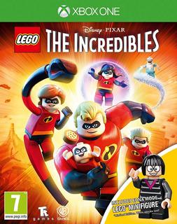 Lego Los Increibles Xbox One Eu Nuevo Fisico Sellado