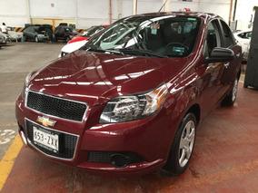 Chevrolet Aveo Lt Std 5 Vel Ac 2015