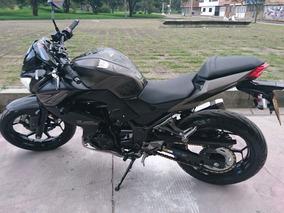Kawasaki Z250 Gris | Como Nueva