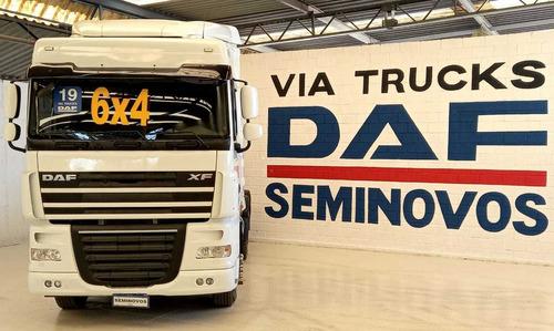 Imagem 1 de 9 de  Daf Xf 105 Ftt 510 6x4 (diesel)(e5) 2019/2019 Via Trucks |