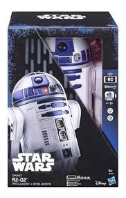 Star Wars R2-d2 Robot Inteligente Bluetooth Arturito Hasbro