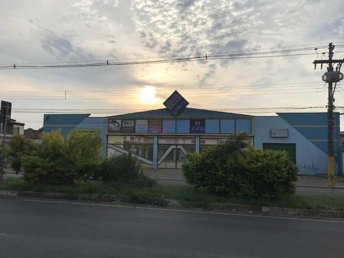 Sala Para Aluguel Em Jardim Santa Genebra Ii (barão Geraldo) - Sa240213
