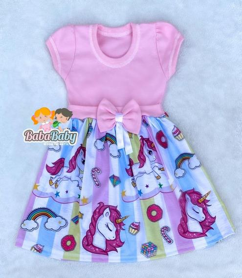 Vestido Personagem Infantil Roupa/fantasia