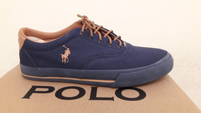 Tênis Masculino Polo Ralph Lauren - 310 / Marinho