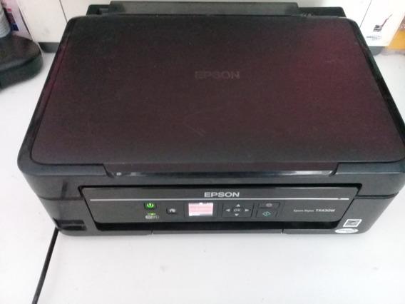 Impressora Epson Multifuncional Stylus Tx430w Com Defeito