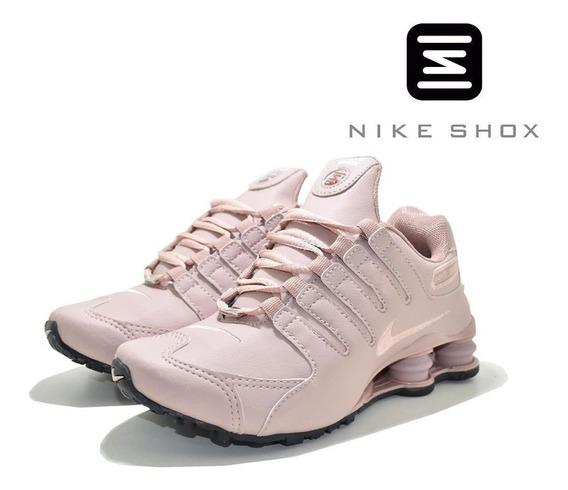 Tênis Nike Shhox Nz 4mola Masculino E Feminino Foto Original