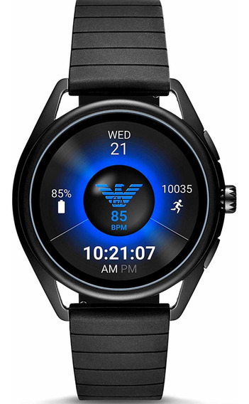 Relógio Empório Armani Mens Smartwatch Original