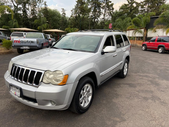 Jeep Grand Cherokee Limited Ta 2010