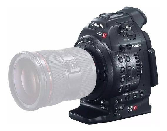 Nova2018 Câmera Canon Cinema Eos C100 Profissional