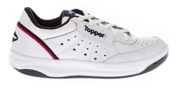 Zapatillas Topper Modelo X Torcer Ar Usadas Talle 45