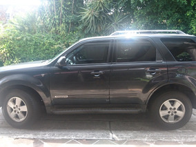 Ford Escape 2008 Xlt 4x2 Sport 6 Cilindros Impecable