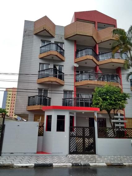 Mongaguá Apartamento Na Praia Com 3 Dormitórios C6242