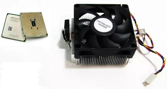 Processador Amd A4-4000 3.1 Ghz + Cooler Dkm Fm2