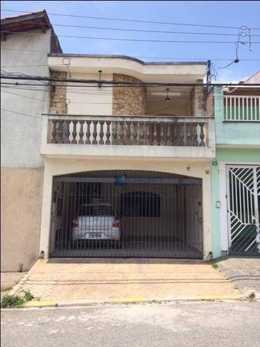 Excelente Sobrado Vila Industrial - So0196