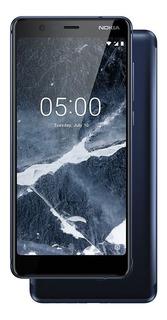 Celular Libre Nokia 5.1 2gb 16gb 16mpx 8mpx Andriod Go 8.0