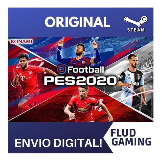 Efootball Pes 2020 Pro Evolution Soccer2020 Pc Steam Offline