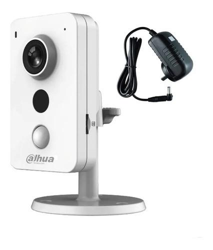 Camara Wifi Dahua 4mpx 2.8mm Ir10m Slot Sd H265 Audio Fuente