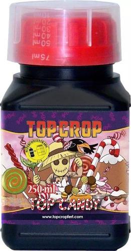Imagen 1 de 9 de Fertilizante Orgánico Top Candy De Top Crop 250ml Floración