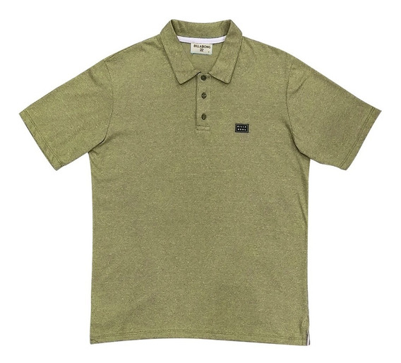 Chomba Billabong All Day Polo Olive Hombre