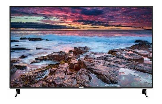Smarttv 4k Panasonic 55 Hdr Drive Ultra Vivid 4k Tc-55fx600b