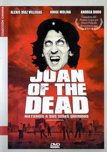 Juan Of The Dead Alejandro Brugues Pelicula Dvd