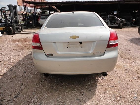 Sucata Chevrolet Omega Fitipald 2009 Retirada De Peças