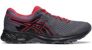 Asics Zapatillas Trail Running Mujer El Sonoma 4 Gris - Rosa