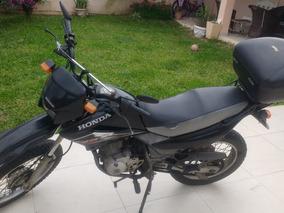 Honda Nxr 150 Bros Preta - 2007 - 2007