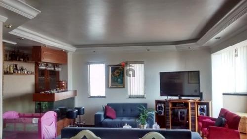 Imagem 1 de 15 de Apartamento Com Lazer Completo - Jabaquara! - Gi1346