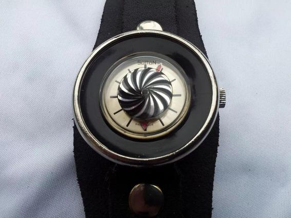 Raro Reloj De Pulsera Vintage Sutton
