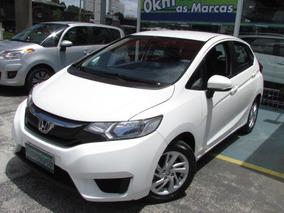 Honda Fit 1.5 Lx Flex Aut. 5p 2015 Branco