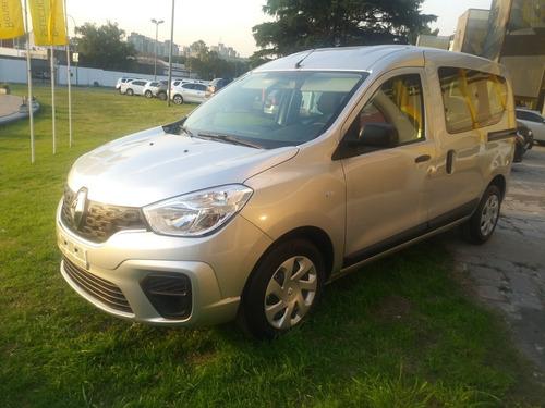 Renault Kangoo Ii Life 5as. 1.6n 2021 0km Gaston Financio