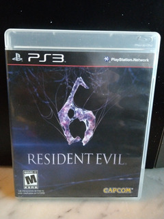 Residentes Evil 6 Ps3 Físico!!