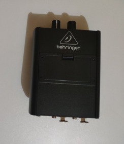 Amplificador De Fone Behringer P1