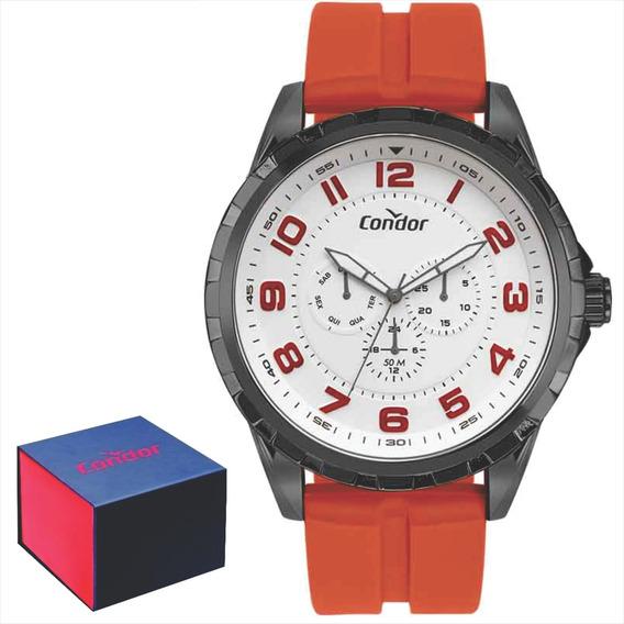 Relógio Condor Masculino Analógico Grafite 54mm Co6p29jc/2b