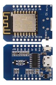 10 Unidades Wemos D1 Mini Nodemcu Esp8266 4mb