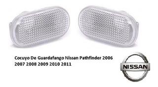 Cocuyo De Guardafango Nissan Pathfinder 2006 2007 2008 2009